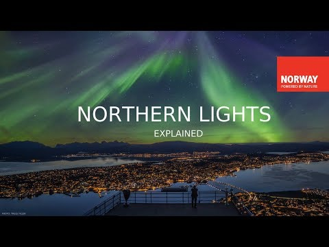 Northern Lights Explained | VISIT NORWAY