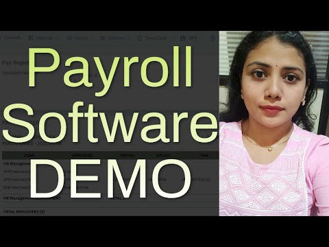 HR and Payroll Management Software in India