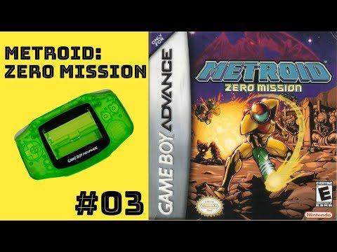 BITeLog 00F9.3: Metroid: Zero Mission (GAMEBOY ADVANCE)