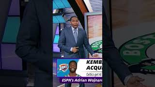 The Boston Celtics won't be worse off without Kemba Walker - Stephen A.   Stephen A.'s World #Shorts