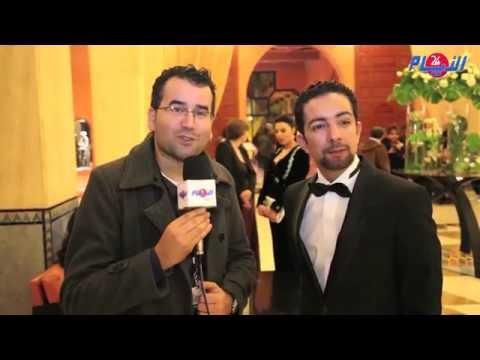 يوسف بريطل يكرم المسيرة الخضراء في المهرجان الدولي بمراكش