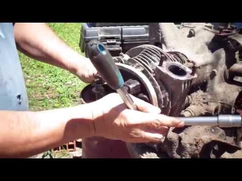 Baixar Motor Citroen 3CV M 28/1 - AK Furgoneta - Restauración 3/?