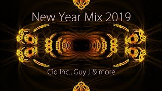 New Year Mix 2019 - Cid Inc., Guy J and more