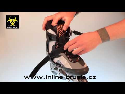Inline Skates k2 Moto 100 in Line Skates k2 Moto 80 2011