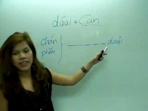 Learning Thai : I Can.....