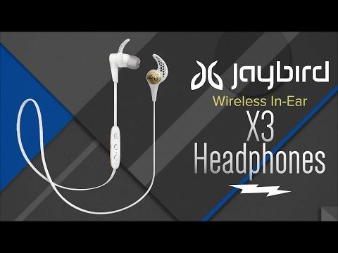 Jaybird X3 Overview