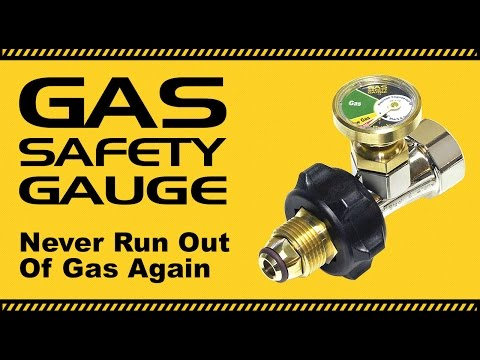 Gas Safety Gauge TV Commercial