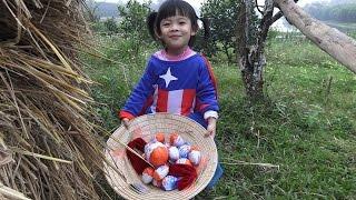Kinder Surprise Chocolate Eggs Unboxing – Bóc Trứng Bất Ngờ Socola Kinder ❤ AnAn ToysReview TV ❤