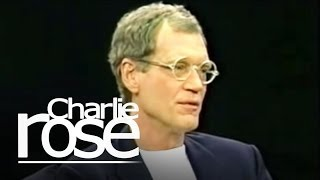 An Hour with David Letterman (02/16/96) | Charlie Rose