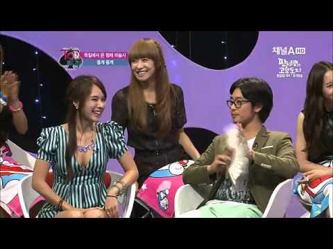 120816 Channel A's TOP MAGIC Show - f(x) Cut