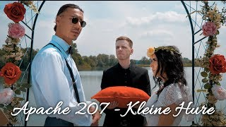 Apache 207 -  KLEINE HURE   // Prod. von Kostas Karagiozidis (Official 4K Video)