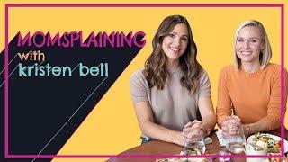Jennifer Garner Talks Motherhood: #Momsplaining with Kristen Bell