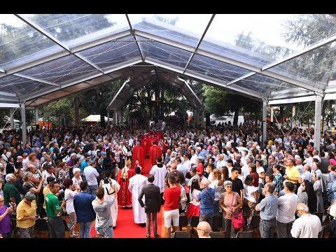 """15 settembre 2019 Al """"nuovo"""" Pime la Messa con l'Arcivescovo - l'omelia di mons. Delpini"""