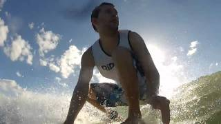 Surf pro au costa rica