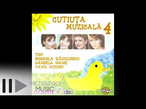 Cutiuta Muzicala 4 - Daniela Nane - Motanul pedepsit