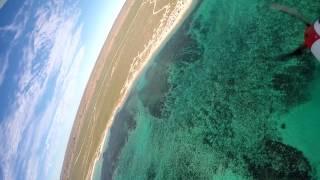 Упавший в океан беспилотник снял красивое подводное ВИДЕО