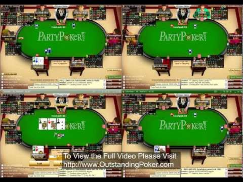 Outstanding Poker Training Video #232 - Moving up to Small Stakes (Part 3)