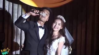 [8VBIZ] - Toàn cảnh đám cưới diễn viên Quang Tuấn - Linh Phi [FULL]