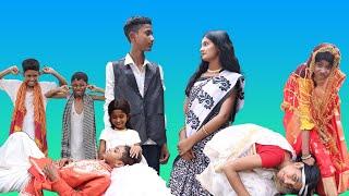 বাংলা ফানি ভিডিও বউয়ের জ্বালা। Natok Video 2021। Palli Gram TV New Video...