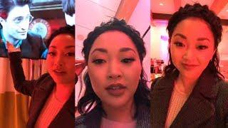 Lana Condor | Instagram Live Stream | 16 January 2019