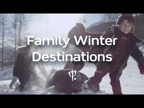 Discover Club Med winter destinations for family