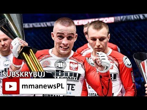 Filip Wolański zawalczy poza KSW jeszcze przed wakacjami (+video)