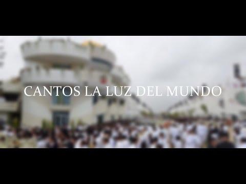 Mezcla de cantos La Luz Del Mundo/ LLDM Mix