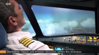 Looping-Verbot für Lufthansa-Piloten