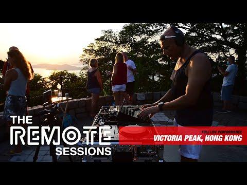 The REMOTE Sessions #1 - Victoria Peak, Hong Kong: DJ Steve Bruce