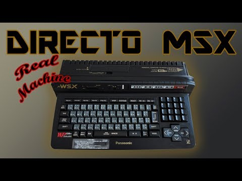 Directo MSX MSX2 #5
