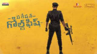 Operation Gold Fish Motion Poster- Aadi..