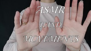 Asmr Face Touching, Slow Hand Movements, Gentle Ear Blowing.