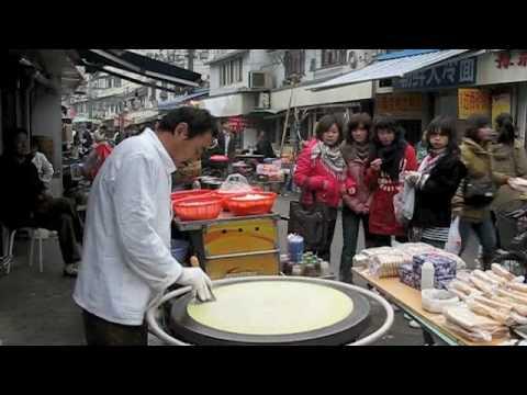 Street food à Shangai
