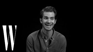 Andrew Garfield on Pot Brownies at Disneyland and Praying for 'Silence' | Screen Tests | W Magazine