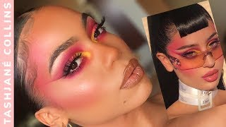 "Euphoria's ""Maddy"" (Alexa Demie) Inspired Makeup Tutorial"