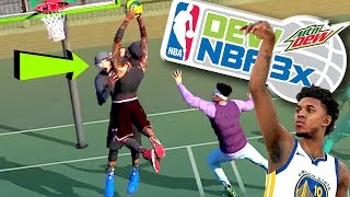 Kyrie DISSED LeBron? NBA 2K18 Screen Shots - NBA 2K17 MyPark 3v3 Mountain Dew Tournament
