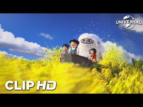 "ABOMINABLE - Clip 4 ""Surfeando sobre flores"""