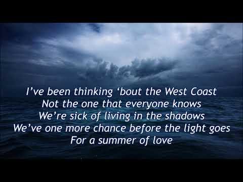 U2 - Summer Of Love (Lyric Video)