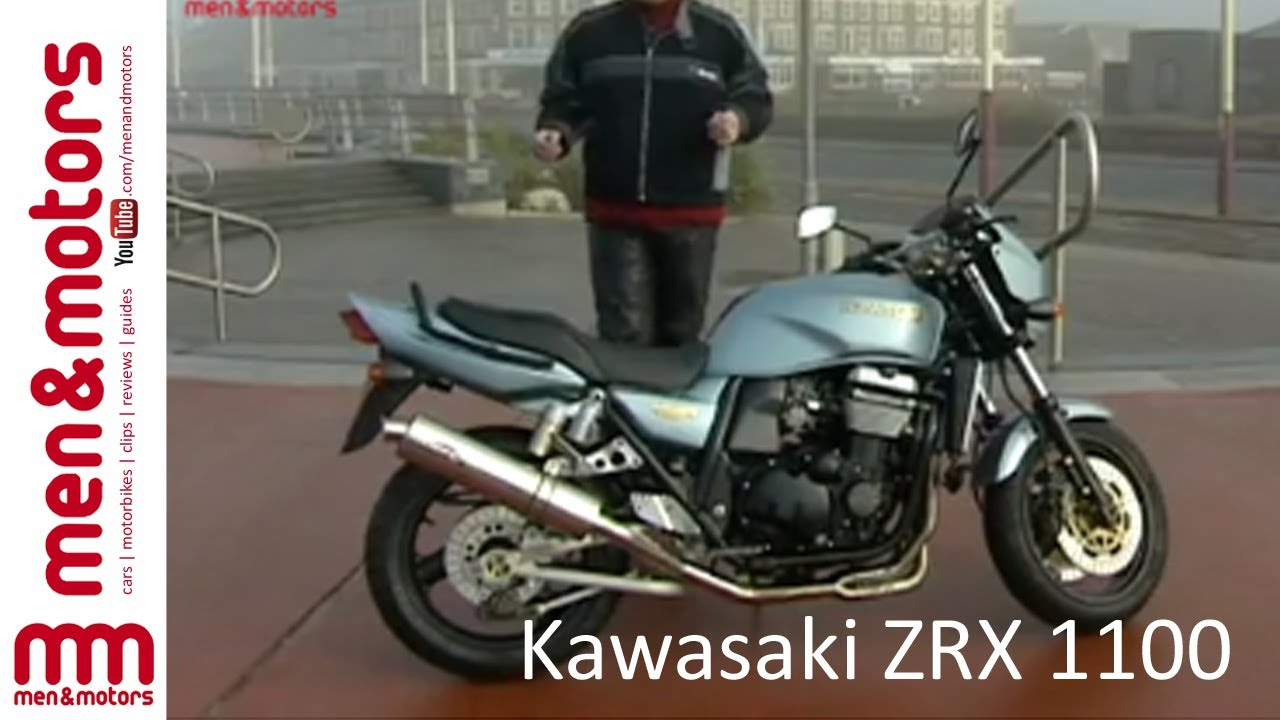 kawasaki zrx 1100 review 2003 youtube. Black Bedroom Furniture Sets. Home Design Ideas