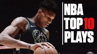 NBA Top 10 Plays of Week 4
