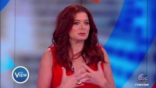 Debra Messing on Addressing Ivanka Trump, 'Will and Grace' Return | The View