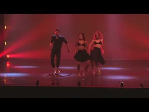 Laura Spence, Sabine Crompton-Ward & Josh Williams