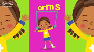 Kids vocabulary compilation _ words starting with A  a   Learn English for kids
