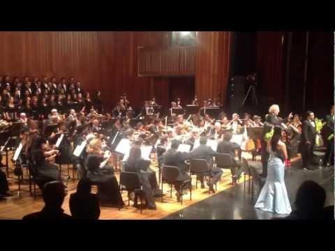 Sinfonia No 9 Ludwig van Beethoven - Orquesta Filarmonica d