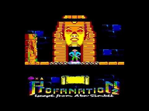 Profanation 2 - Zona 4 - Amstrad CPC Longplay