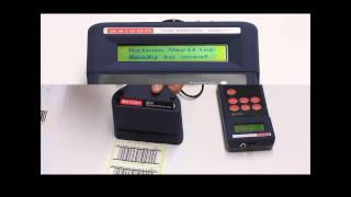 Axicon PV-1000 Barcode Verifier