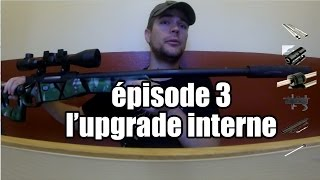 #3 Airsoft Conseils/Astuces comment jouer sniper / l'upgrade interne