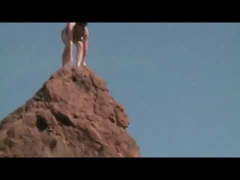 Bikini Drunk girl falls off cliff, fails. - YouTube