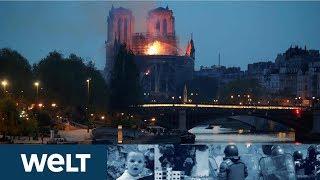 WELT INTERVIEW: Feuerwehr-Präsident Ziebs - Pariser Feuerwehr ist eine Elitetruppe