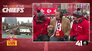Former Chiefs kicker Nick Lowery reflects on KC's Super Bowl title